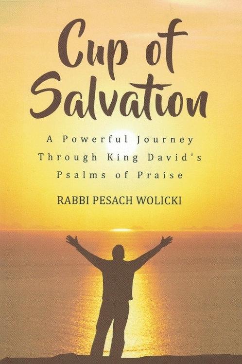 CUP OF SALVATION - Rabbi Pesach Wolicki