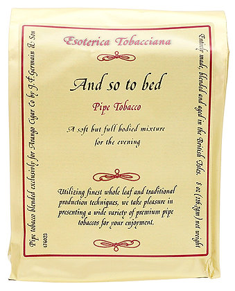 Esoterica And So To Bed 8oz