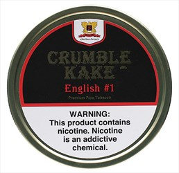 Sutliff Crumble Kake English No. 1  50g tin