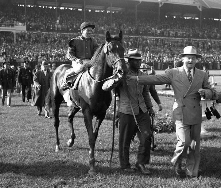 1944 Kentucky Derby winner Pensive