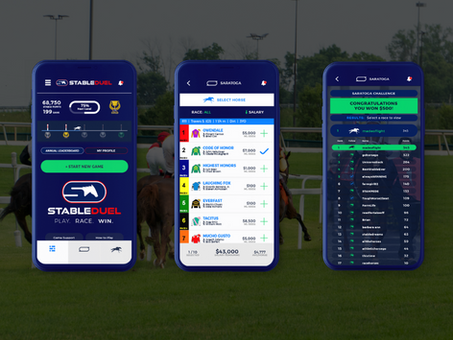 StableDuel: New Way To Discover The Thrill Of Horse Racing