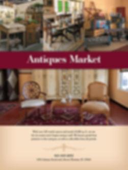 Antiques Market Ad