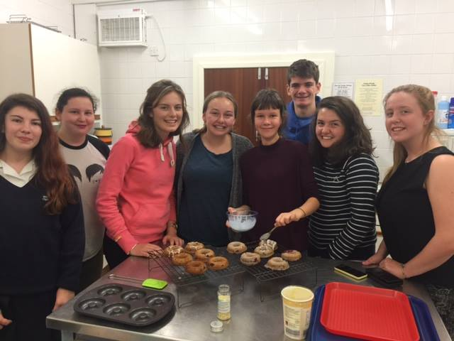 EPIC on Fridays - Donut making!