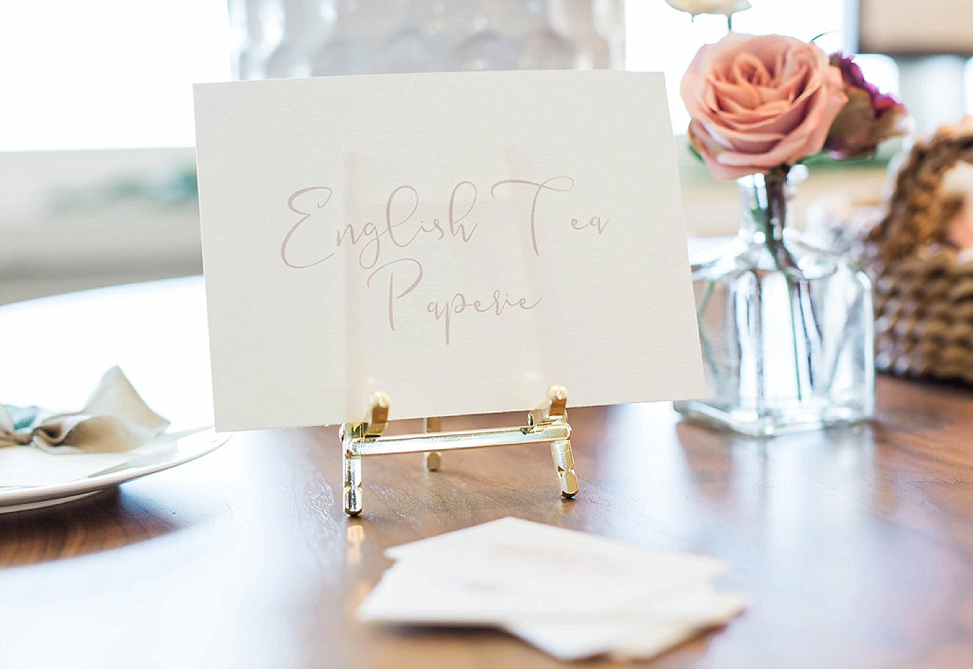 3 Tips for Registering for Your Wedding   English Tea Paperie ...