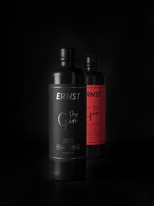SET 47% & 57% ERNST DRY GIN