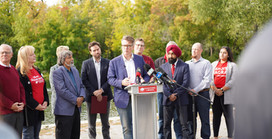 Manitoba Liberals Will Declare a Climate Emergency & Phase out Single Use Plastics