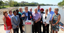 Week in Review: Save Lake Winnipeg, Fair Tax Review, No Privatizations