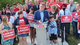 Manitoba Liberals Launch their 2019 campaign: Green Growth, Renewal and 6-million Trees