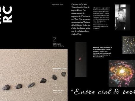 Entre Ciel & Terre: Exposition visionnaire de l'Artiste Eos