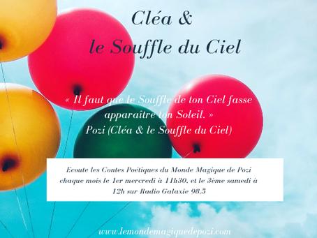 Cléa et le Souffle du Ciel