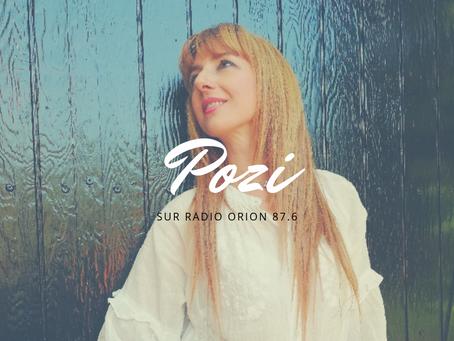 Pozi sur Radio Orion