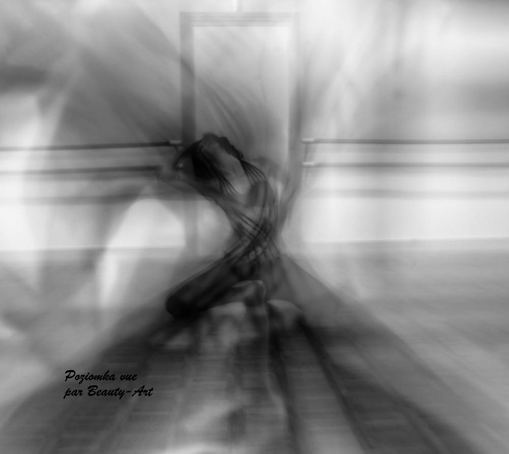 Séance de Répétition de la nouvelle Chorégraphie pour Le Cabaret de Justine par Poziomka