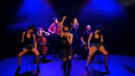 Le Cabaret-Pop: Le Cabaret de Justine