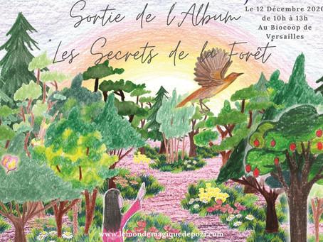 En partenariat avec Les Gardiens de la Terre - Biocoop Versailles sortie du nouvel Album de Pozi