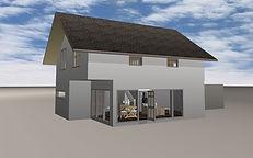 Elektrotechnik, Elektroinstallation,KNX,KNX Planung KNX Aufbau KNX Systemintegrator 3D Grundriss, Grundrissdarstellung