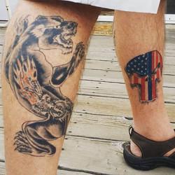 Custom tattooart!!