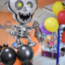 Фольгированный скелет