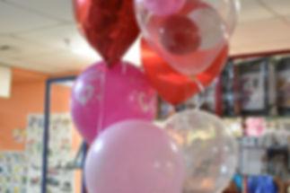 Гелиевые шары для признания в любви