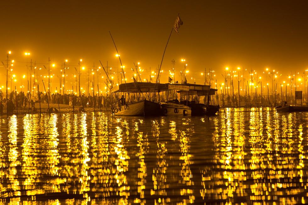 Kumbh Mela festival Print #4 -