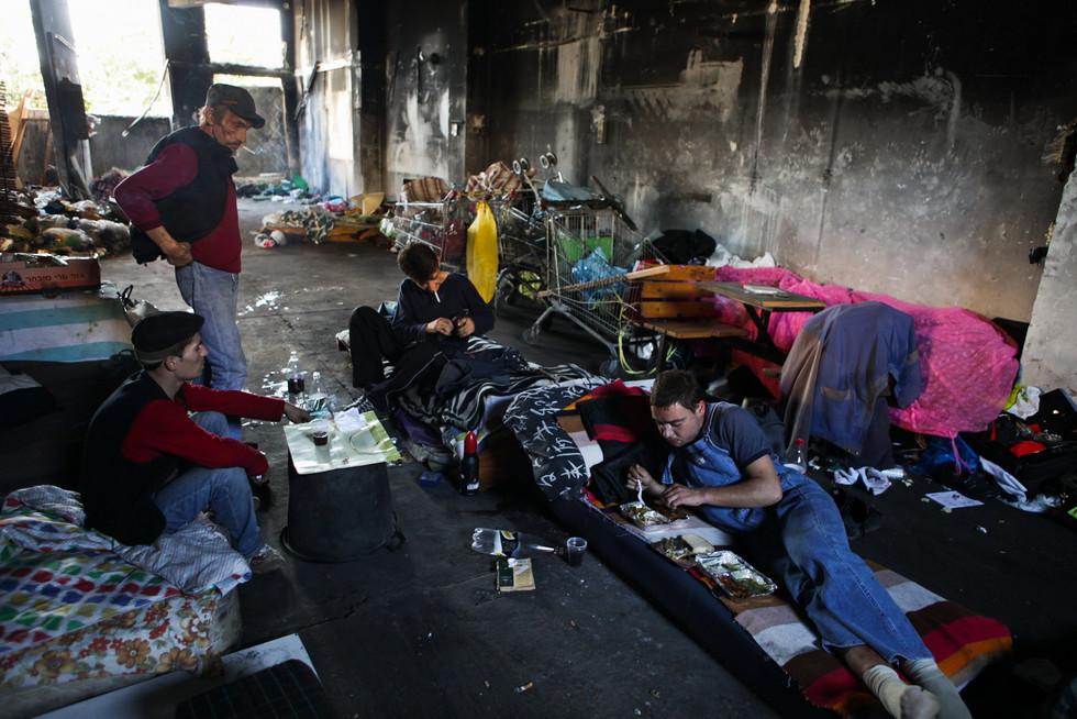 Urbanism Print #4 - Tel Aviv, Israel Dec. 2008