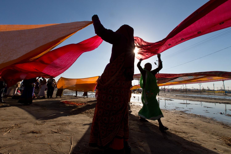 Kumbh Mela festival Print #13 -