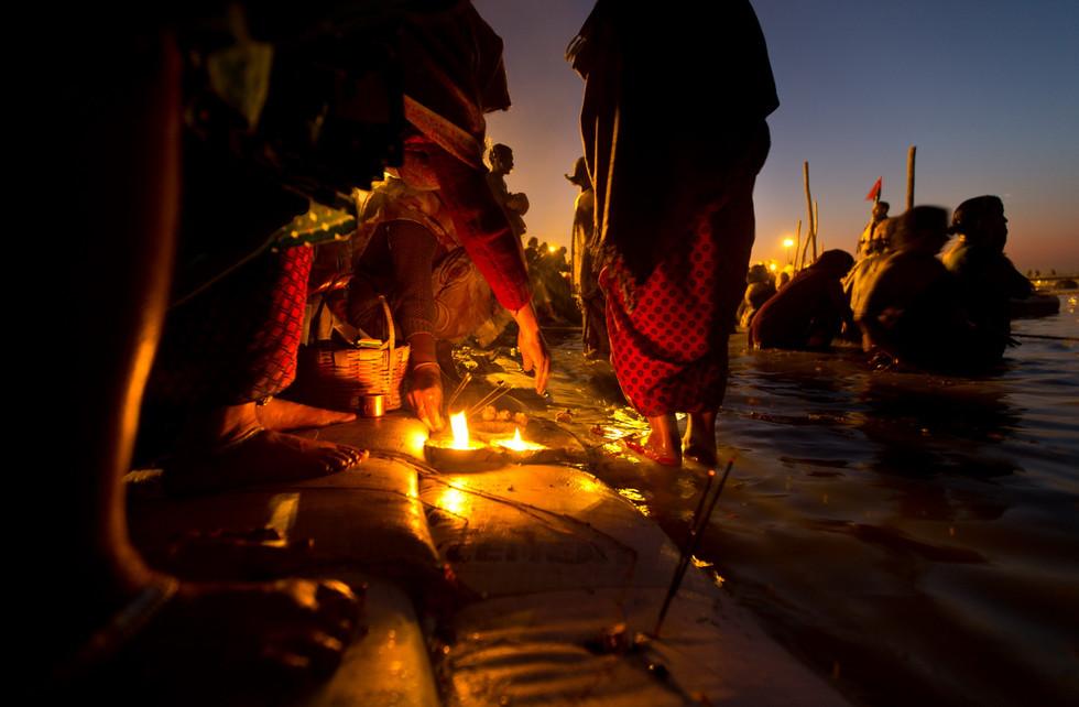 Kumbh Mela festival Print #21 -
