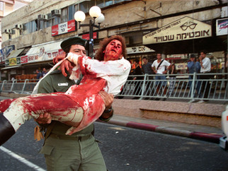 #6 The Israeli-Palestinian Conflict
