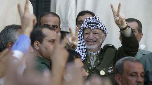 More Than 1000 Words - Yasser Arafat