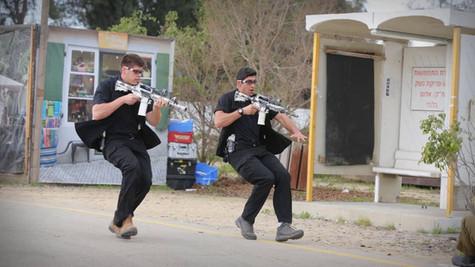 ISA Dignitary Protection Unit
