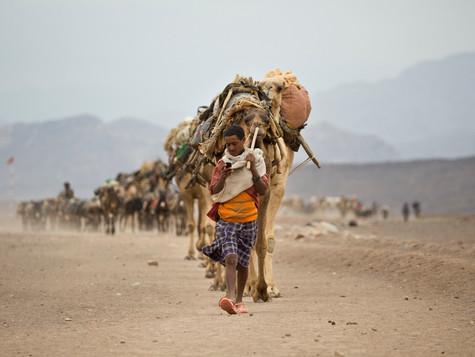 #16 Ethiopia - Salt Mining