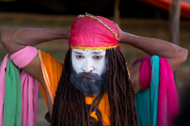 Kumbh Mela festival Print #27 -