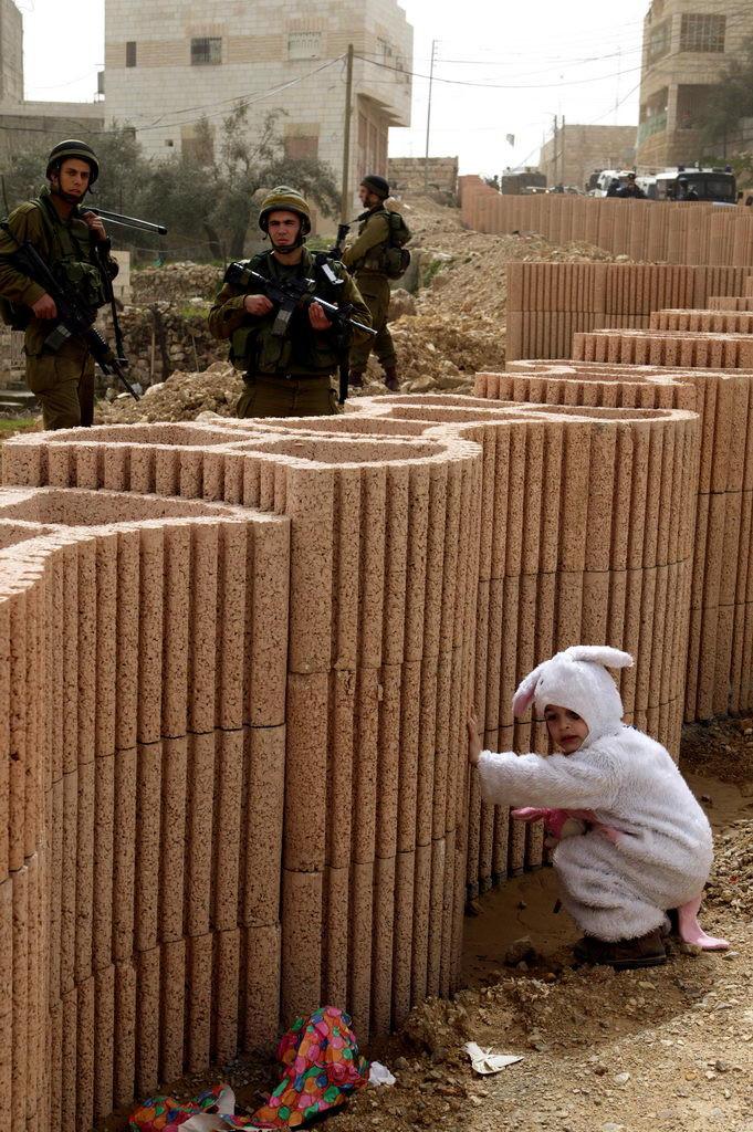 Milestones Print #26 - Hebron, West Bank May 2003