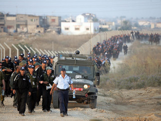 #22 Pull Out of Gaza