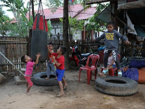 #11 Laos