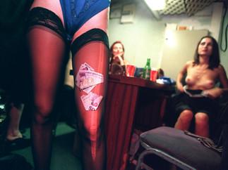 Jessica - A Stripper