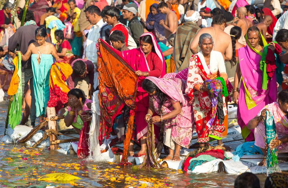 Kumbh Mela festival Print #18 -