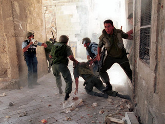 #28 The Israeli-Palestinian Conflict