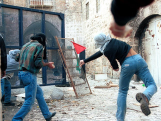 #21 The Israeli-Palestinian Conflict