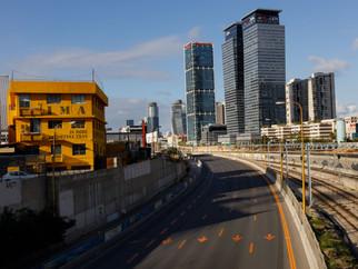 Corona Virus in Tel Aviv