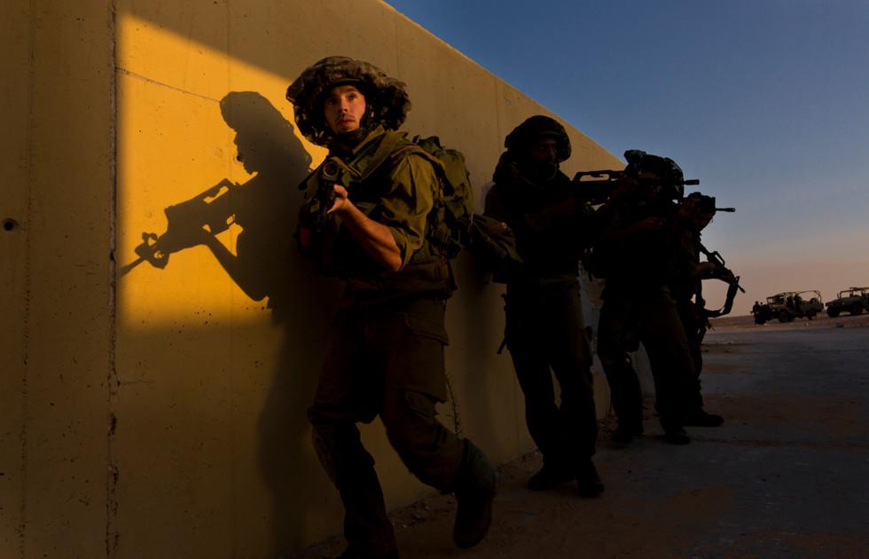 Milestones Print #38 - Southern Israel Nov. 2012