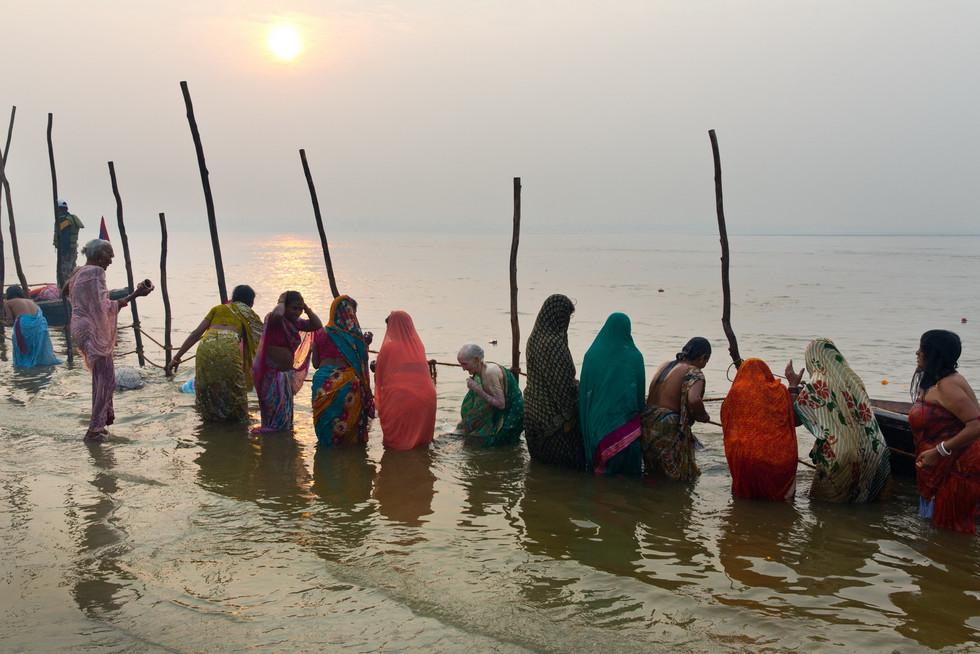 Kumbh Mela festival Print #12 -
