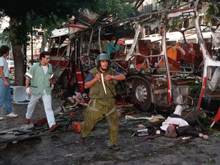 #7 The Israeli-Palestinian Conflict