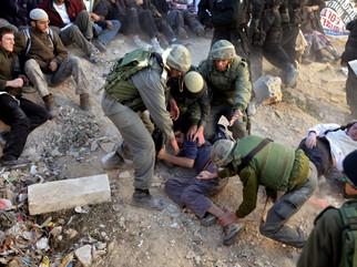 Hebron Evacuation