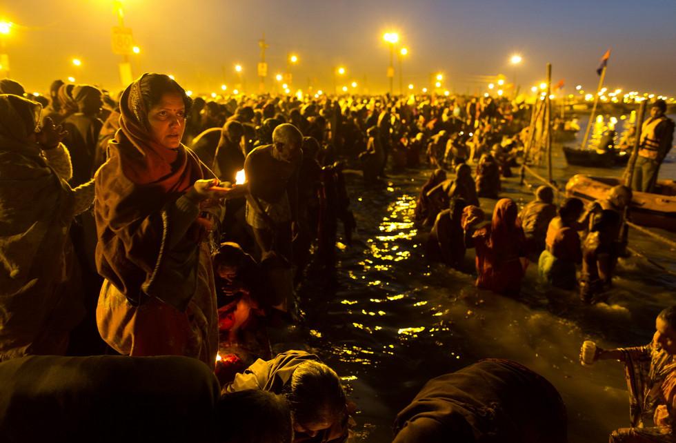 Kumbh Mela festival Print #23 -