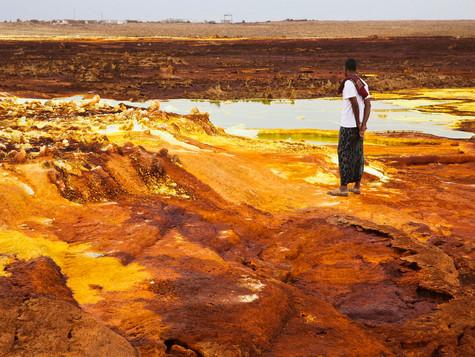 #12 Ethiopia - Salt Mining