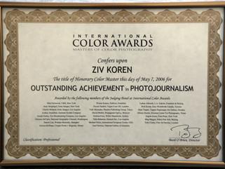International Color Award