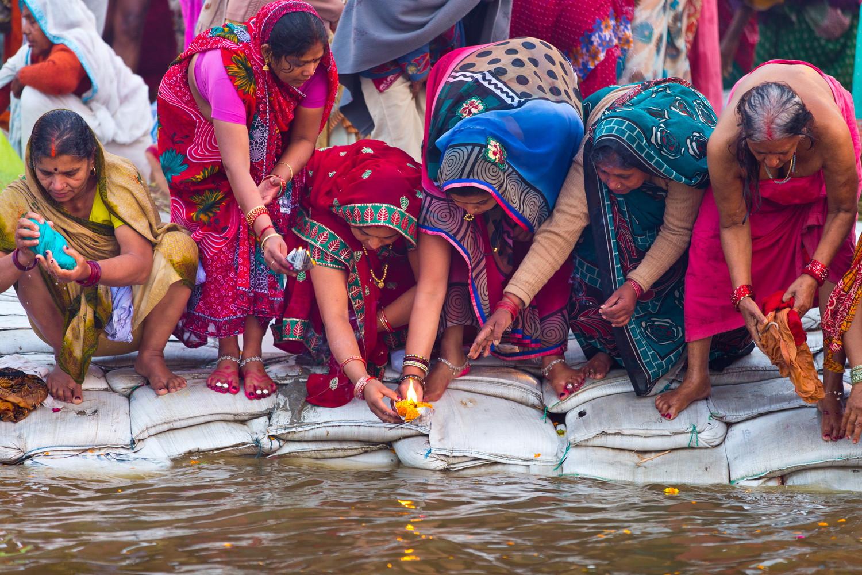 Kumbh Mela festival Print #24 -