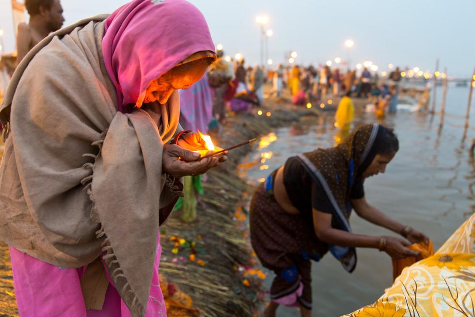 Kumbh Mela festival Print #11 -