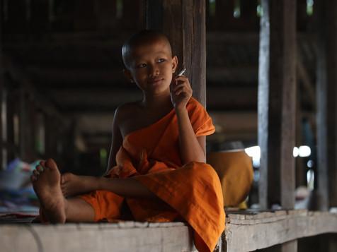 #1 Laos