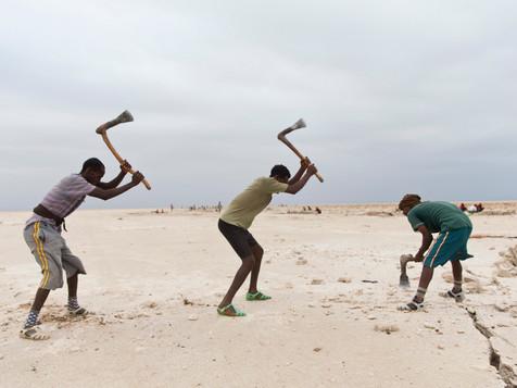 #19 Ethiopia - Salt Mining